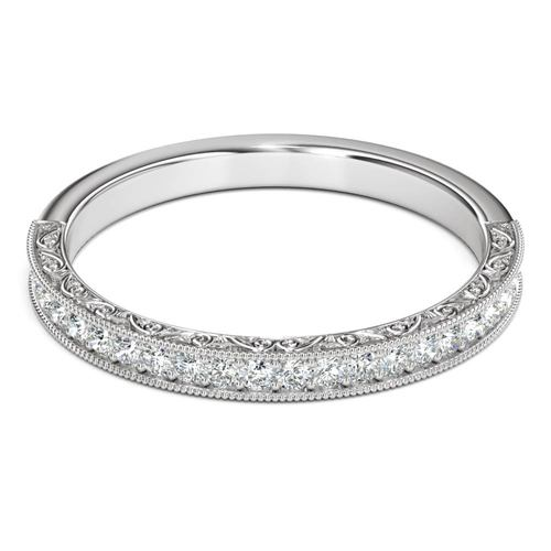 white gold ring jewelry
